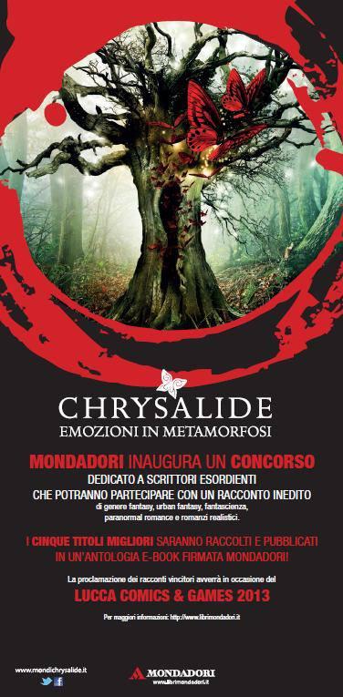 Premio Chrysalide Mondadori